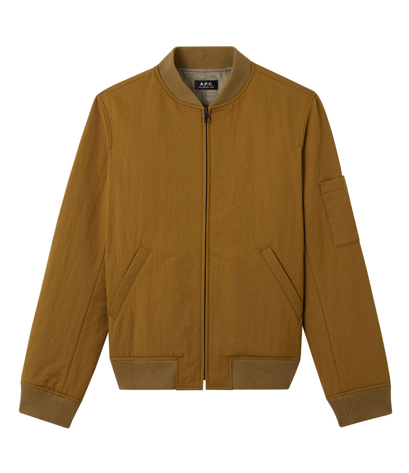 This is the Grégoire jacket product item. Style CAC-1 is shown.
