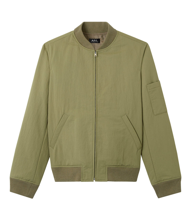 This is the Grégoire jacket product item. Style JAA-1 is shown.