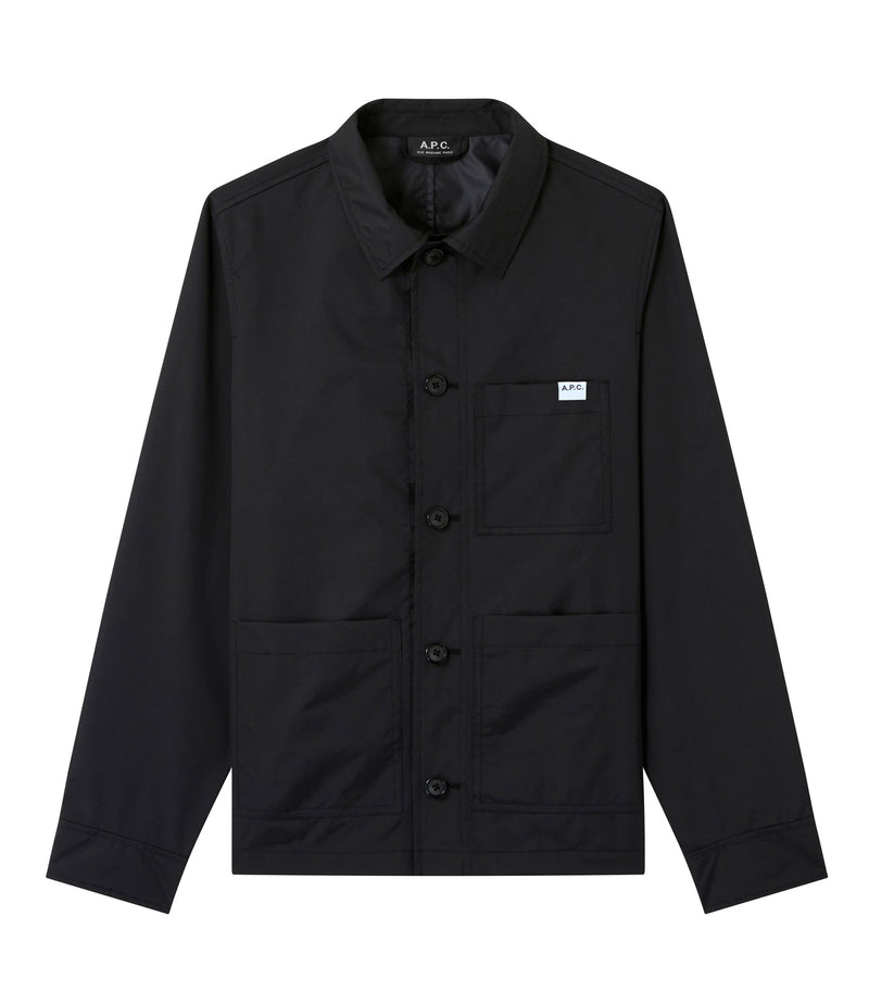 This is the Nathanaël jacket product item. Style LZZ-1 is shown.
