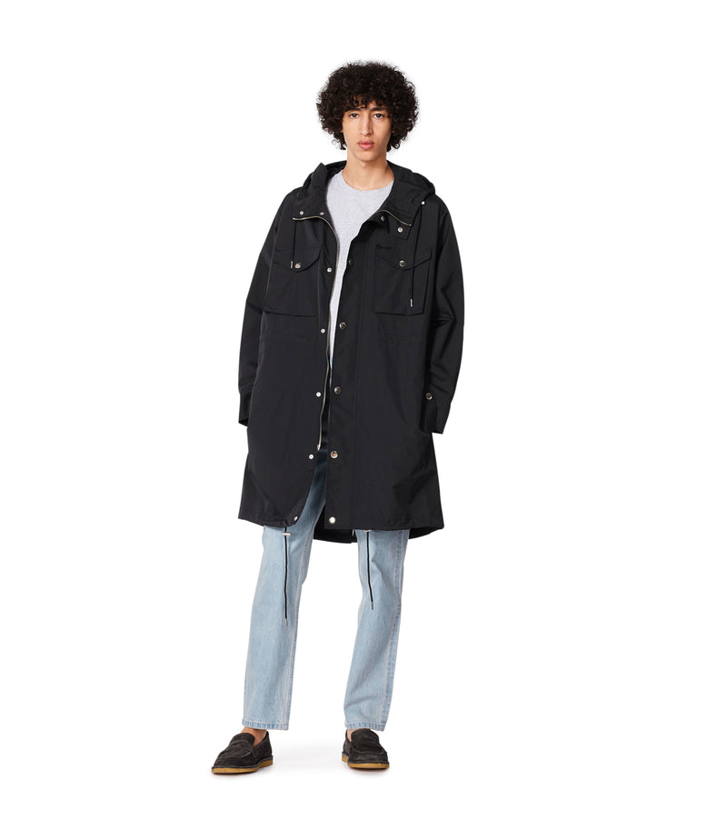 This is the Alan parka product item. Style LZZ-2 is shown.