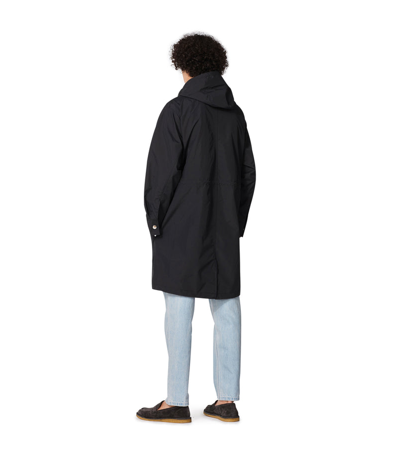 This is the Alan parka product item. Style LZZ-3 is shown.