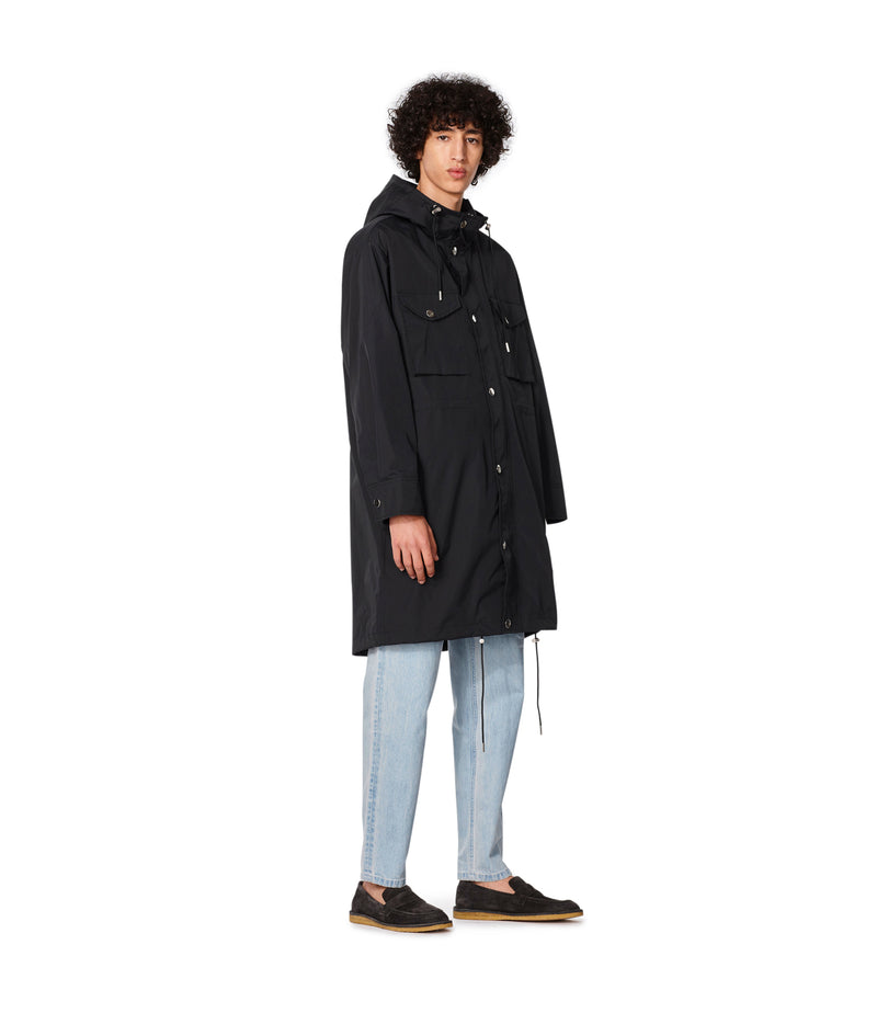 This is the Alan parka product item. Style LZZ-4 is shown.