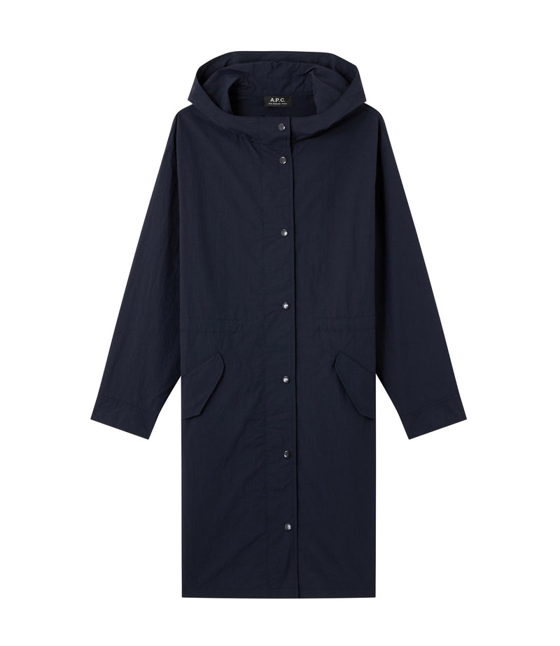 This is the Hockney parka product item. Style IAK-1 is shown.