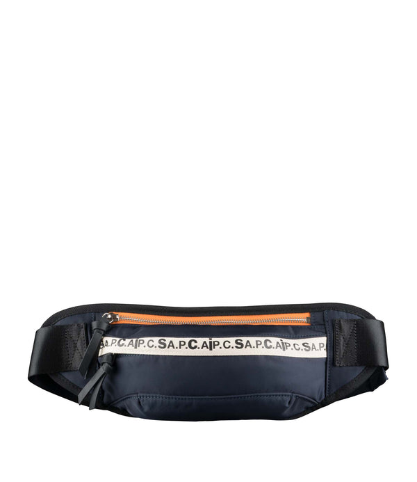 Jackie hip bag - IAK - Dark Navy