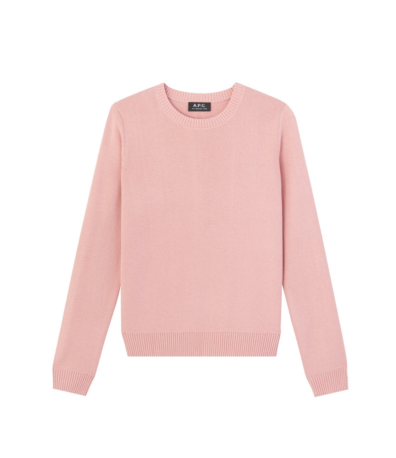 This is the Aida sweater product item. Style FAA-1 is shown.