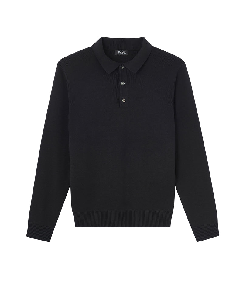 This is the Harold polo shirt product item. Style LZZ-1 is shown.