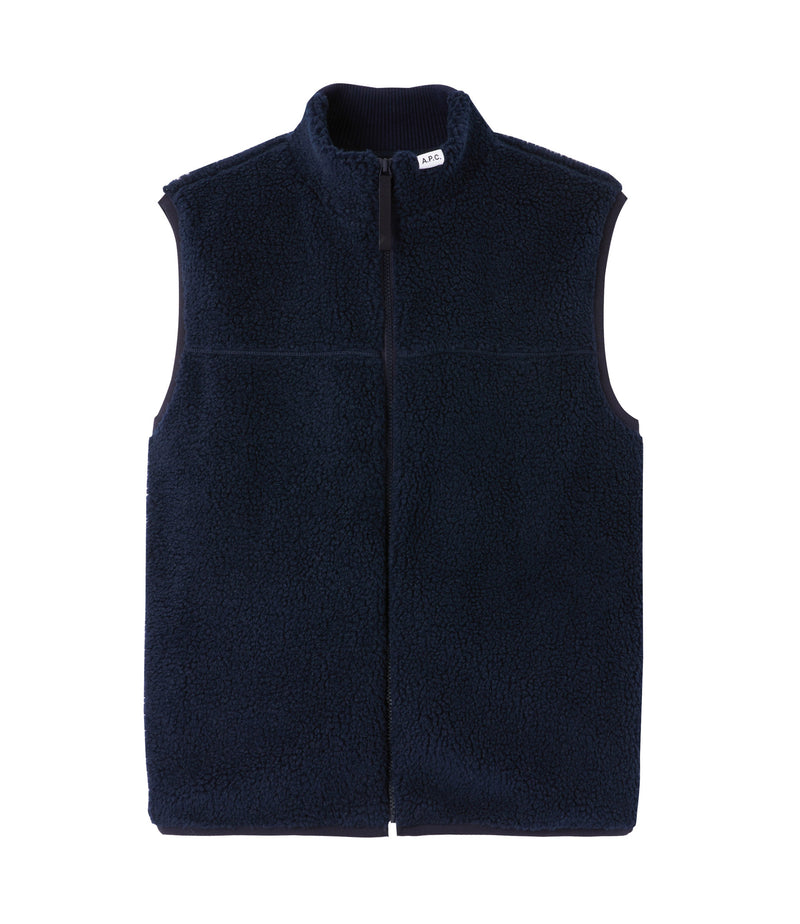 This is the Elie insulated vest product item. Style IAK-1 is shown.