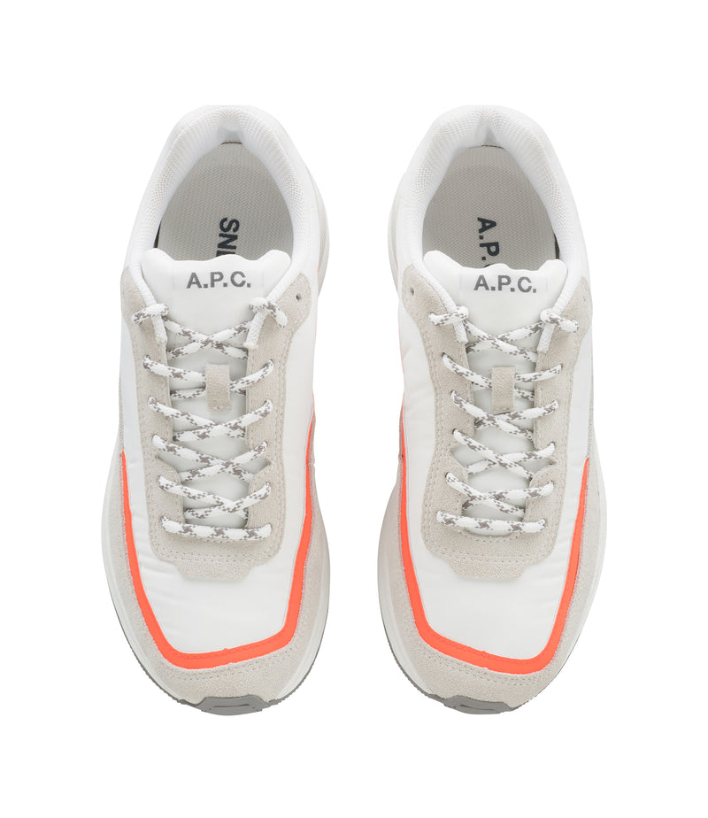 This is the Teenage Mary sneakers product item. Style EAM-3 is shown.