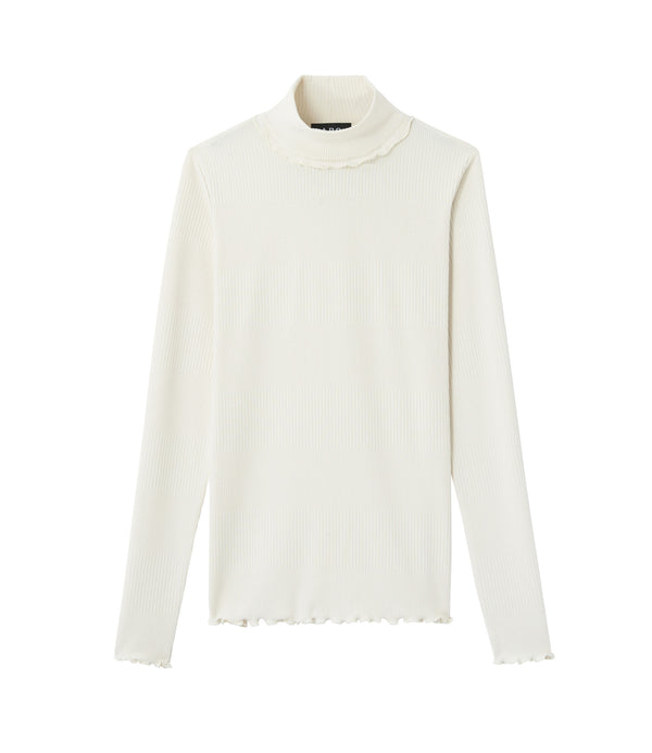 Angèle top - AAD - Off-white