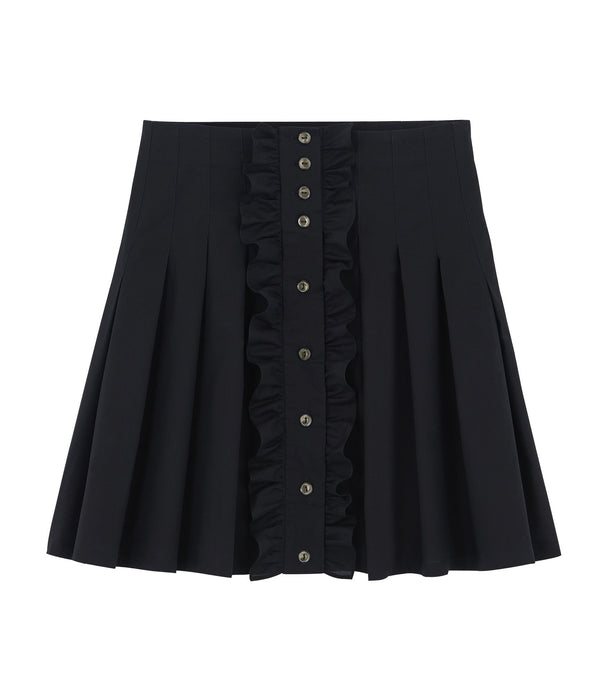 Victoria skirt - LZZ - Black