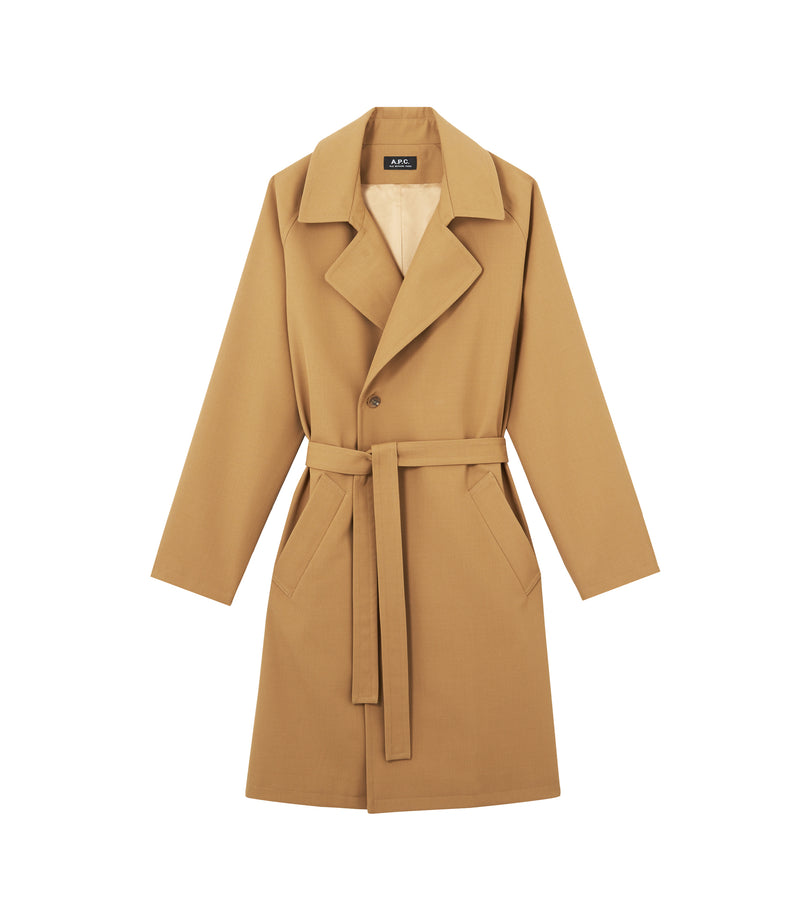 This is the Bakerstreet coat product item. Style CAB-1 is shown.
