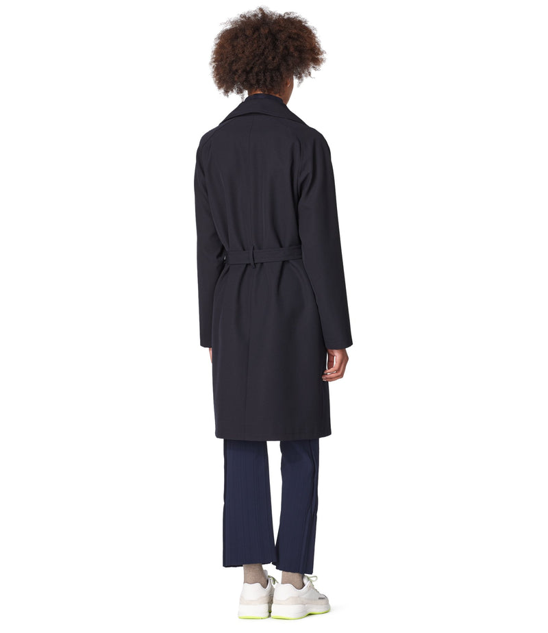 This is the Bakerstreet coat product item. Style IAK-3 is shown.