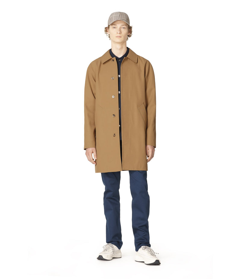This is the Ivan coat product item. Style CAB-2 is shown.