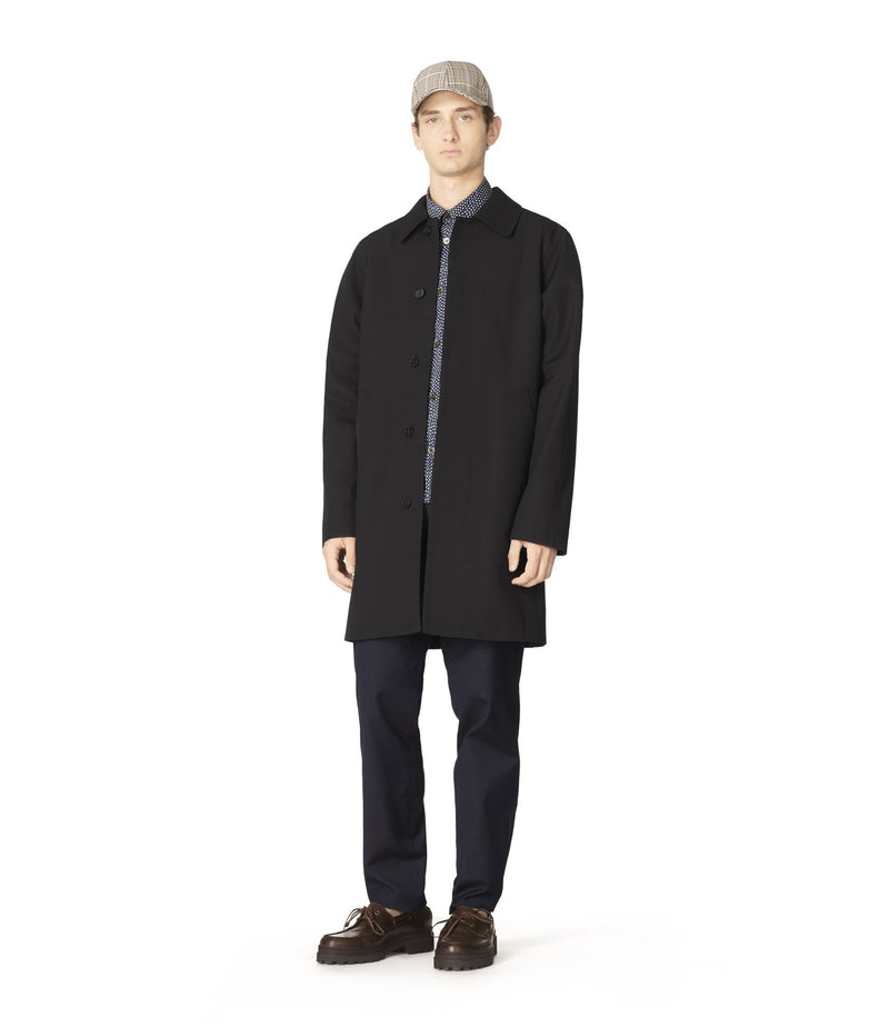 This is the Ivan coat product item. Style IAK-2 is shown.