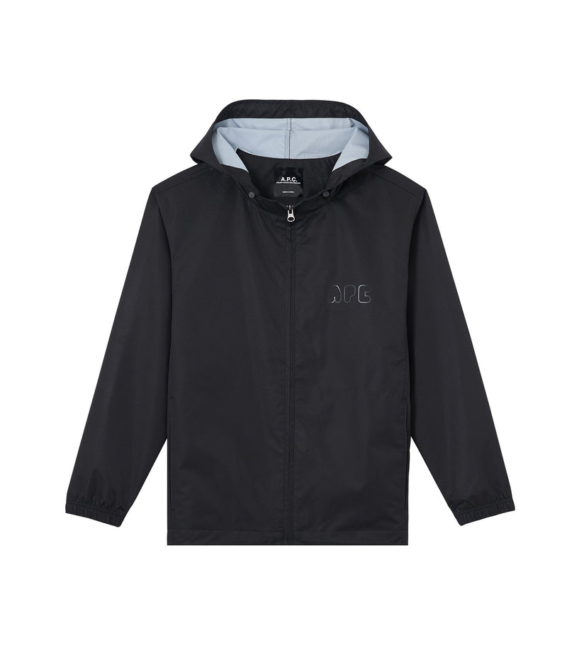 This is the Drizzle windbreaker product item. Style LZZ-1 is shown.