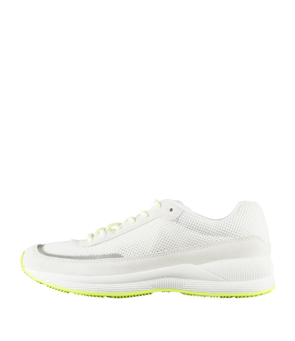 Teenage Mary Sneakers - DAM - Fluorescent yellow