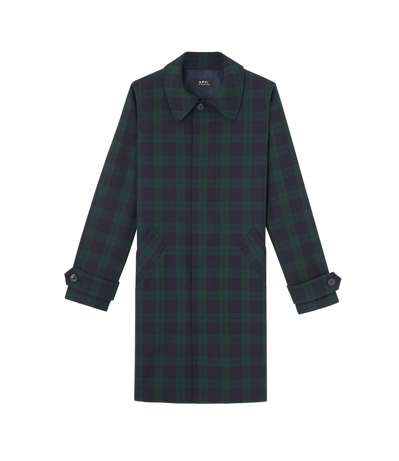 This is the Dinard raincoat product item. Style KAG-1 is shown.