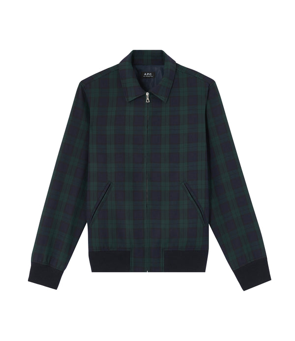 Sutherland jacket - KAG - Evergreen