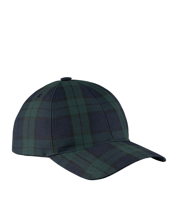 Aaron baseball cap - KAG - Evergreen