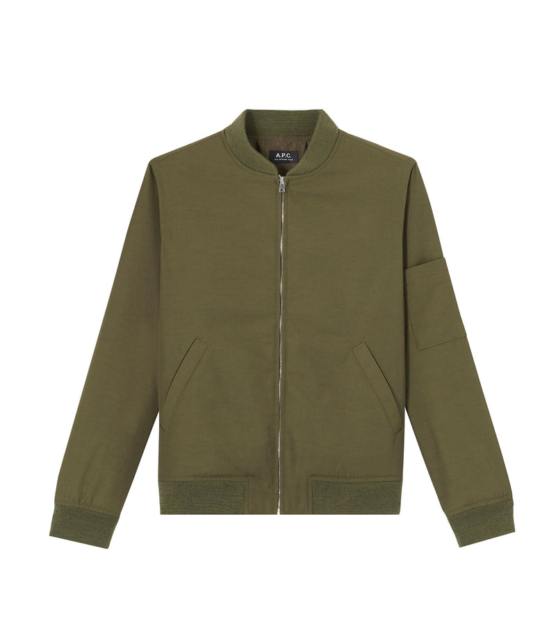 This is the Grégoire jacket product item. Style JAC-1 is shown.
