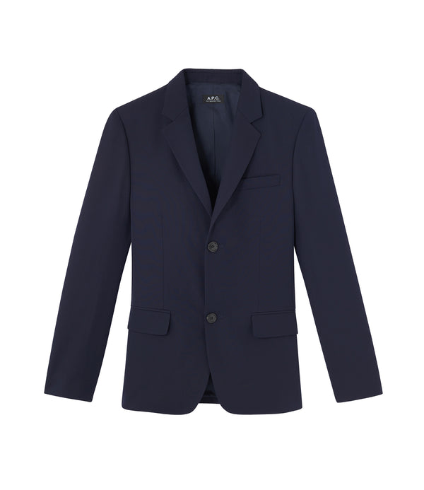 Sean jacket - IAK - Dark navy blue