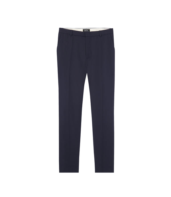 Formal pants - IAK - Dark navy blue
