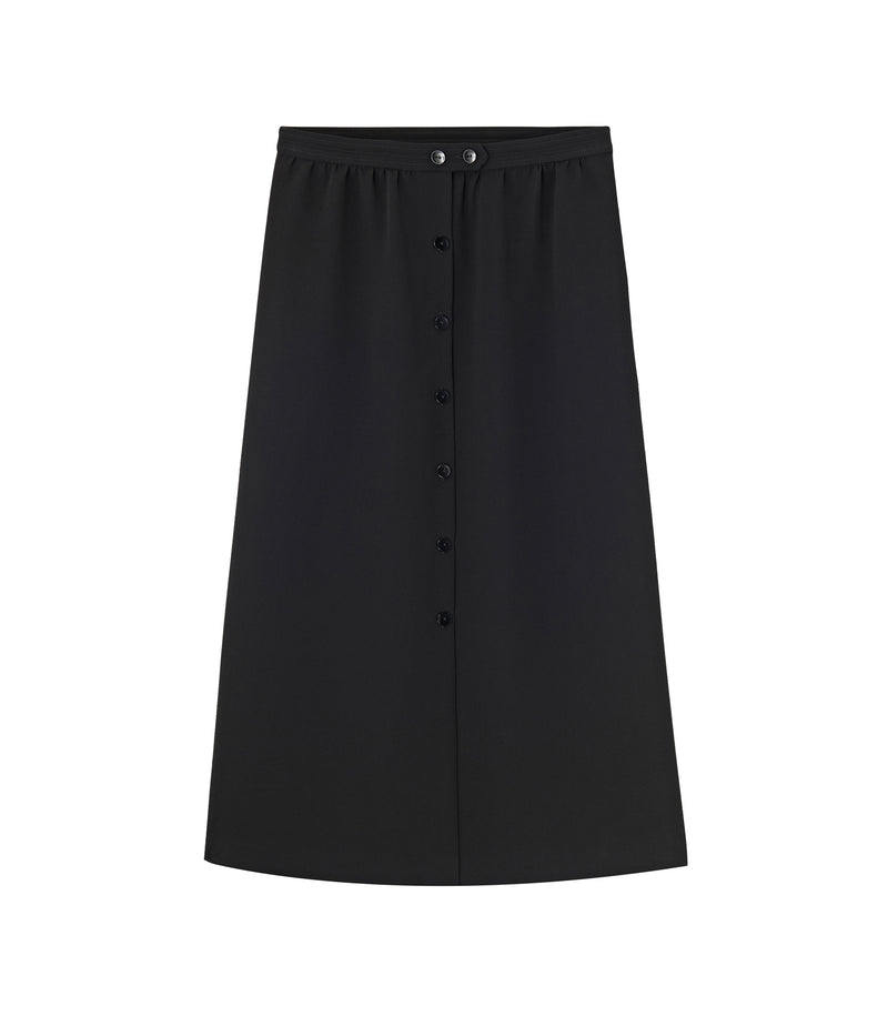 This is the Sloan skirt product item. Style LZZ-1 is shown.