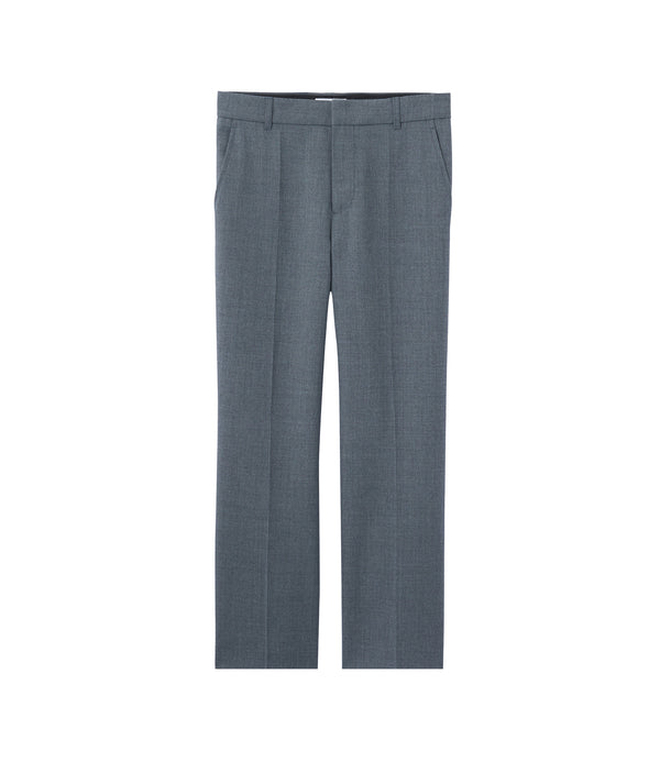 Eva pants - PLA - Heather gray