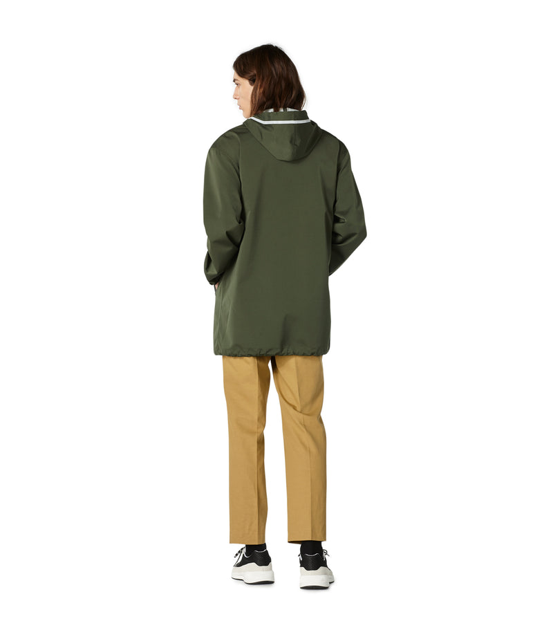 This is the Philip long windbreaker product item. Style JAC-3 is shown.