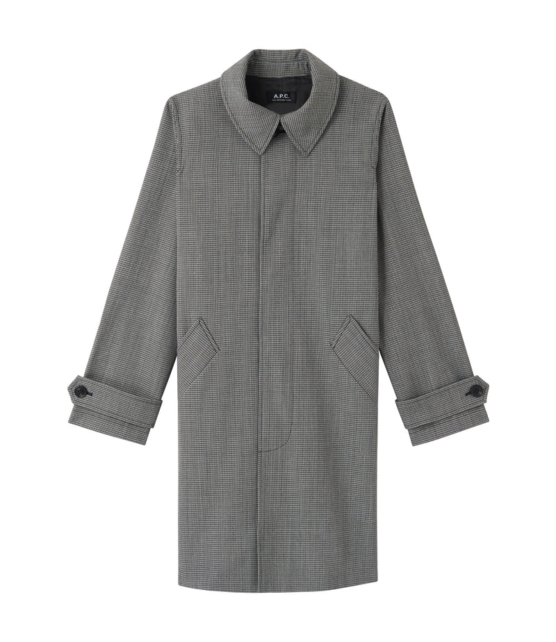This is the Dinard raincoat product item. Style LZA-1 is shown.