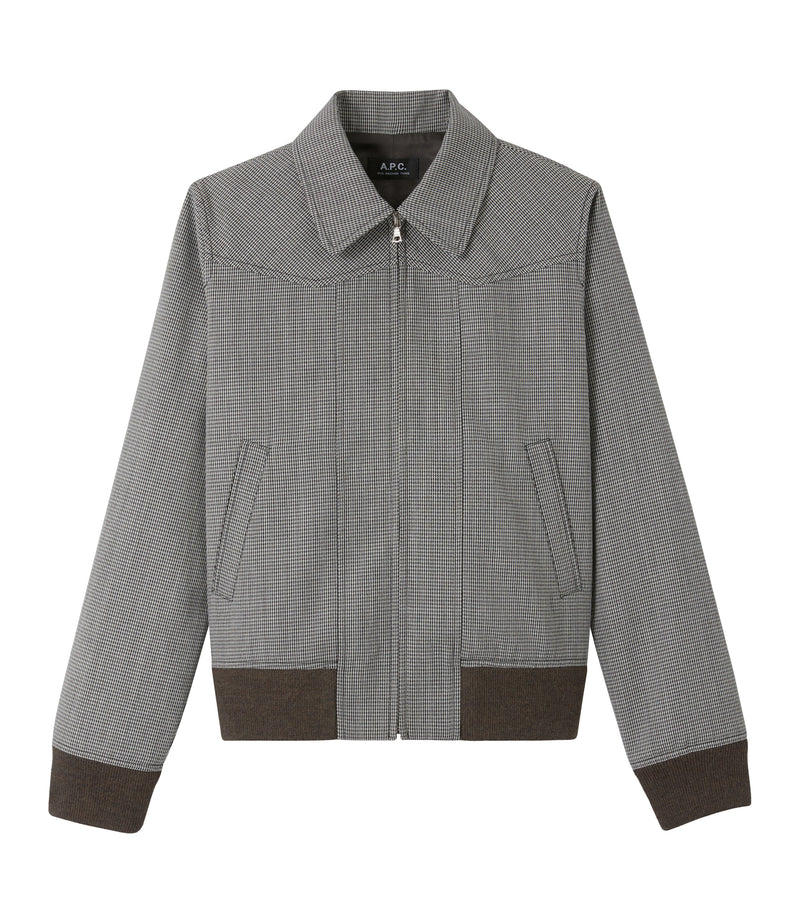 This is the Candem jacket product item. Style LZA-1 is shown.