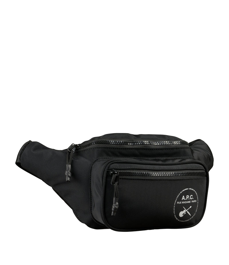 This is the Guitare Poignard bum bag product item. Style LZZ-3 is shown.