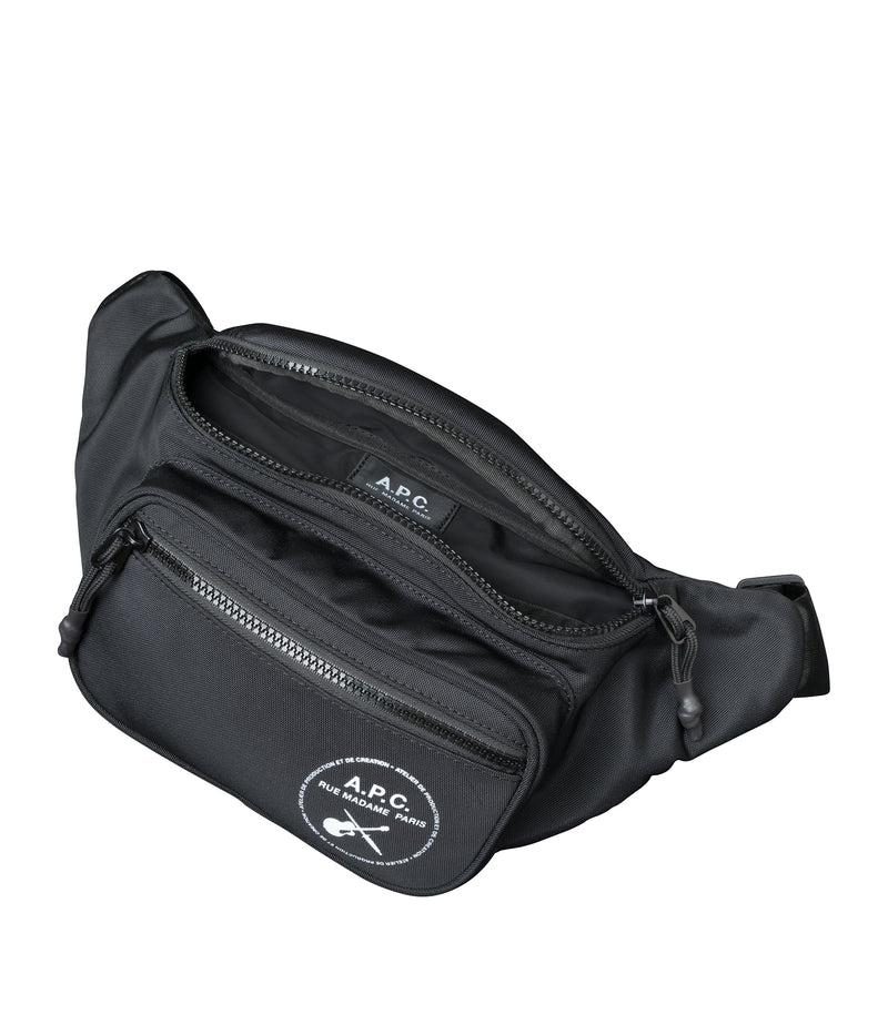 This is the Guitare Poignard bum bag product item. Style LZZ-4 is shown.