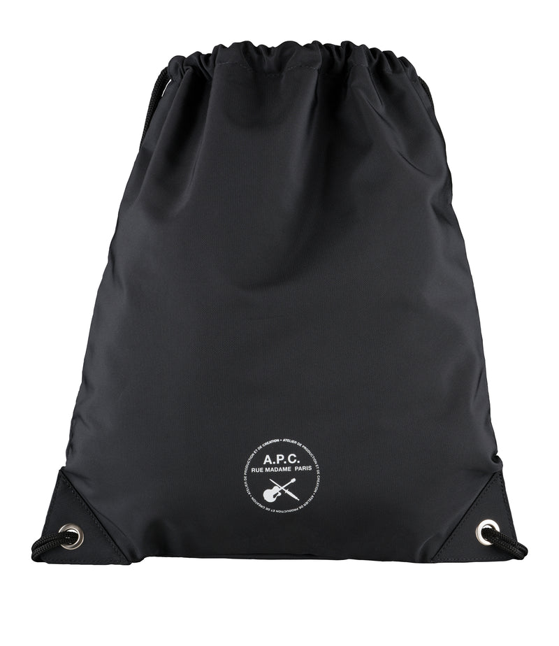 This is the Guitare Poignard swim bag product item. Style LZZ-1 is shown.