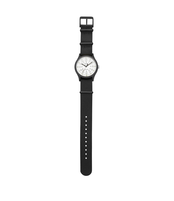 Carhartt watch - LZB - Black