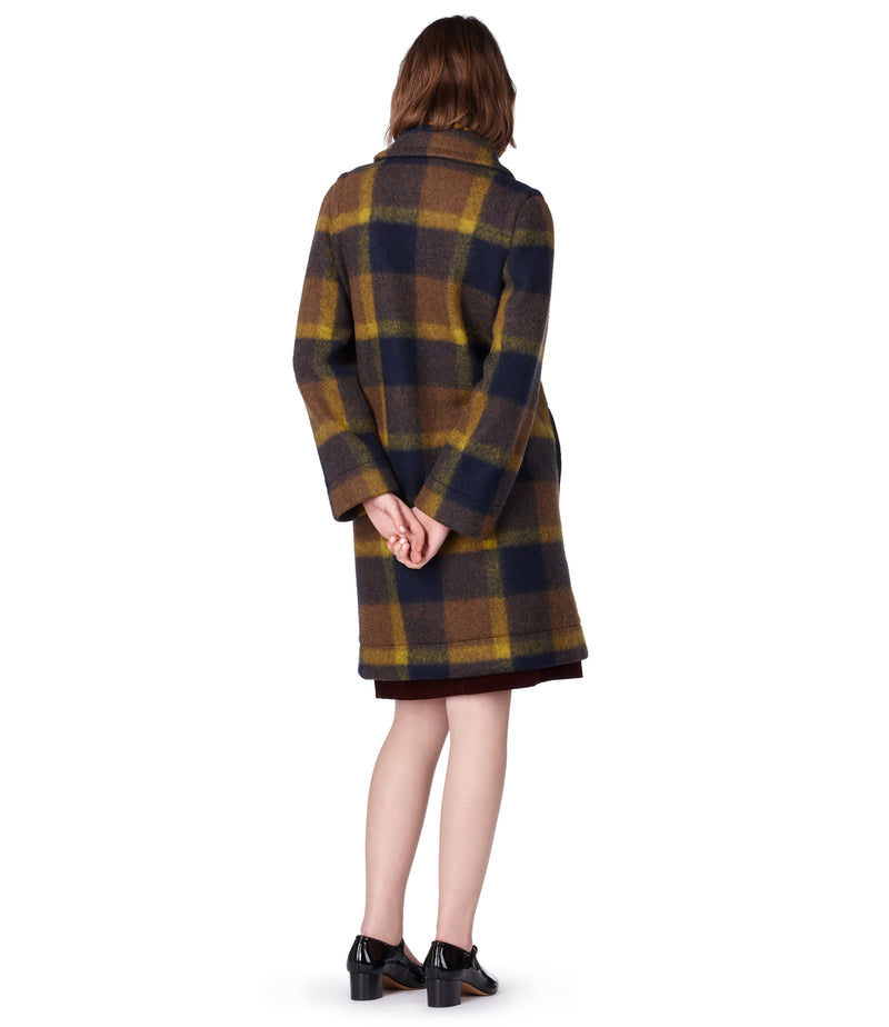 This is the Jane coat product item. Style IAJ-3 is shown.