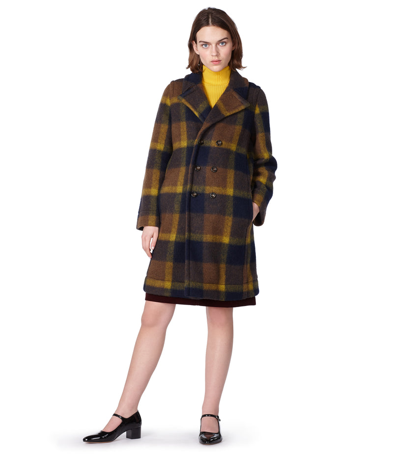 This is the Jane coat product item. Style IAJ-2 is shown.