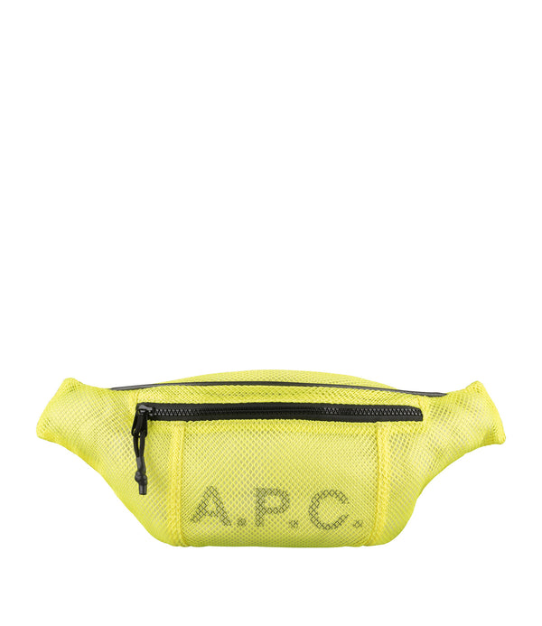 Rebound hip bag - DAM - Fluorescent yellow