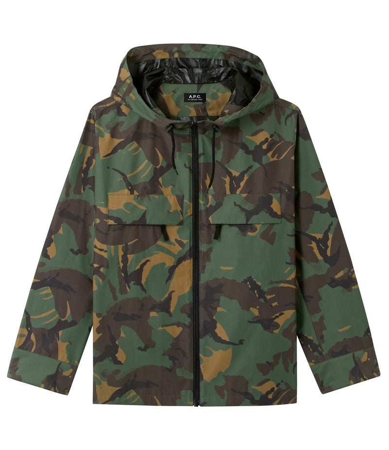 This is the Samy parka product item. Style KAA-1 is shown.