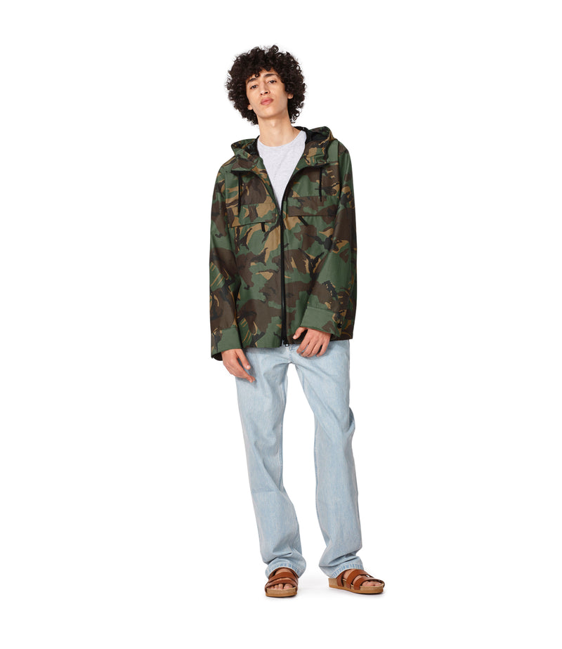 This is the Samy parka product item. Style KAA-2 is shown.
