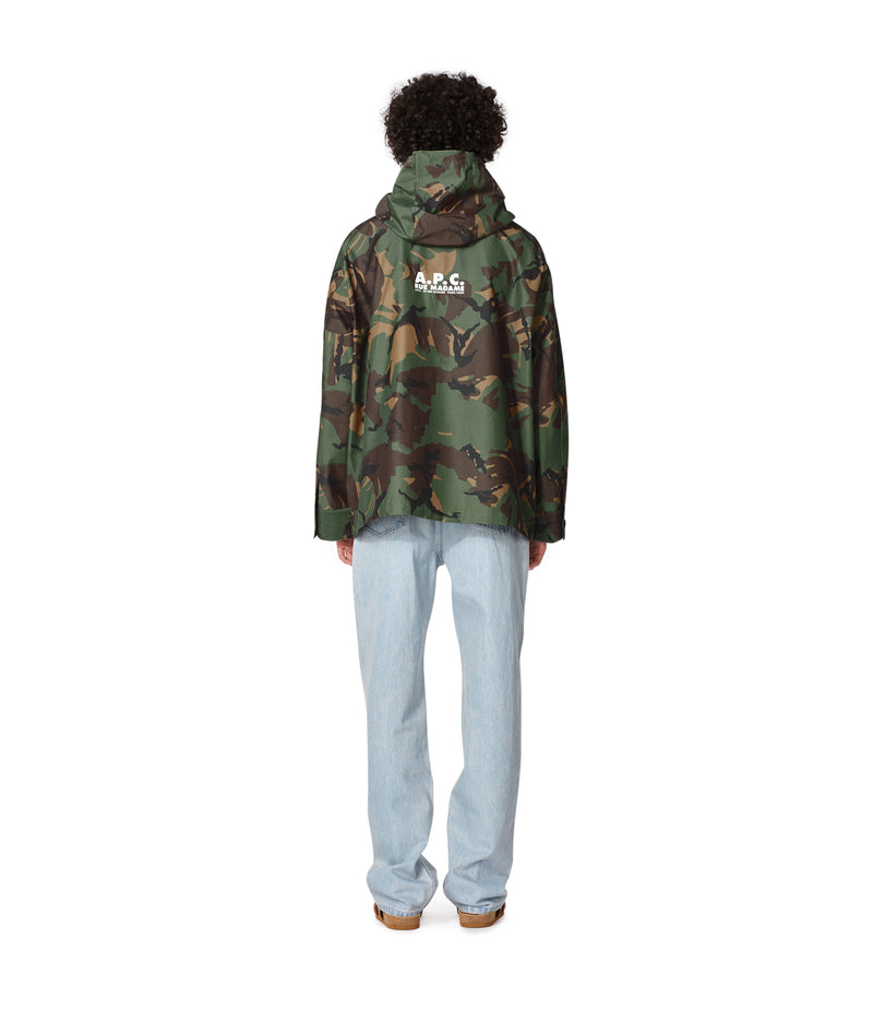 This is the Samy parka product item. Style Samy parka is shown.