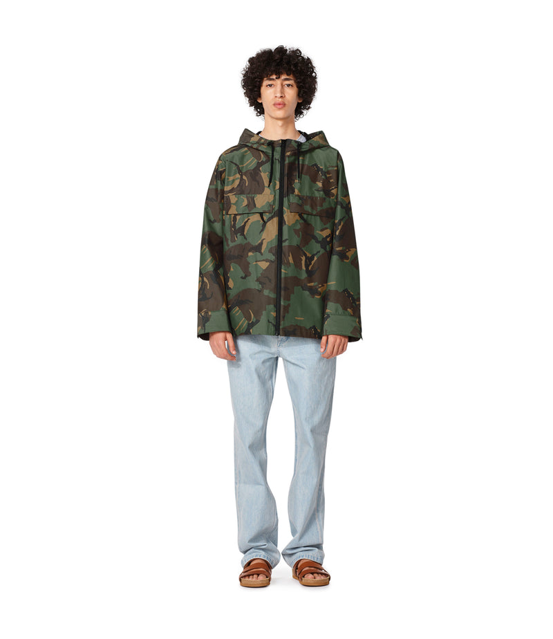 This is the Samy parka product item. Style KAA-3 is shown.