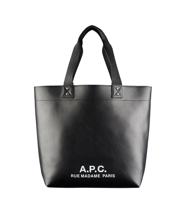 Eddy shopping bag - LZZ - Black