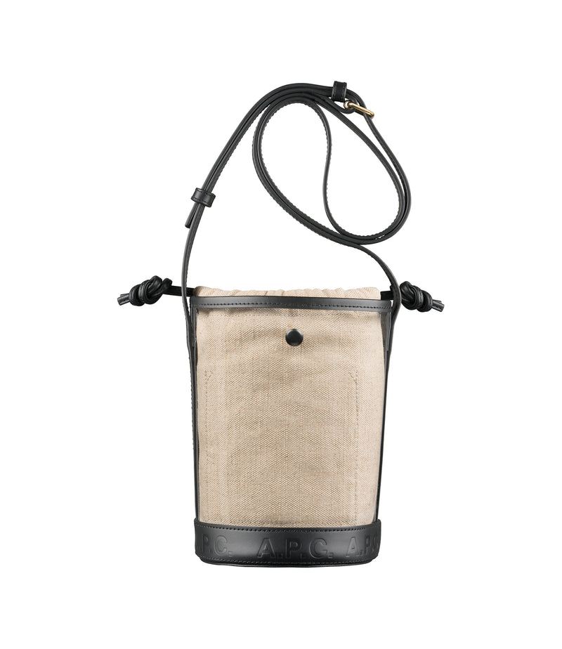 This is the Hélène Small bag product item. Style LZZ-1 is shown.