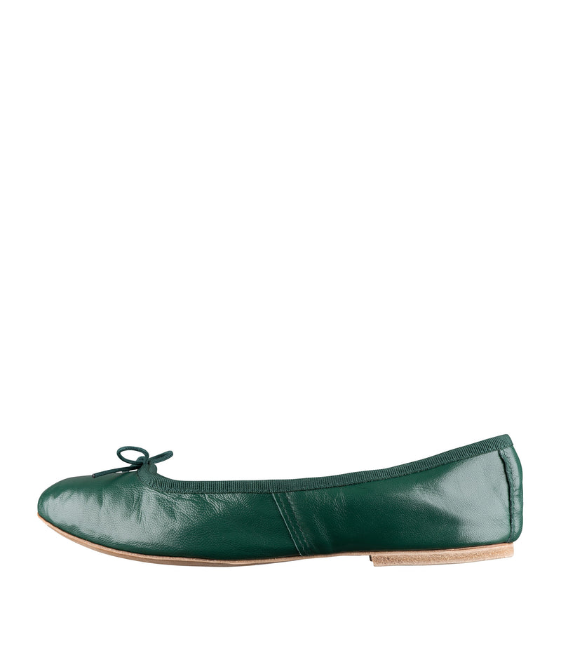 This is the Porselli ballet flats product item. Style KAG-1 is shown.