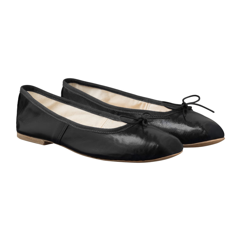 This is the Porselli ballet flats product item. Style LZZ-2 is shown.