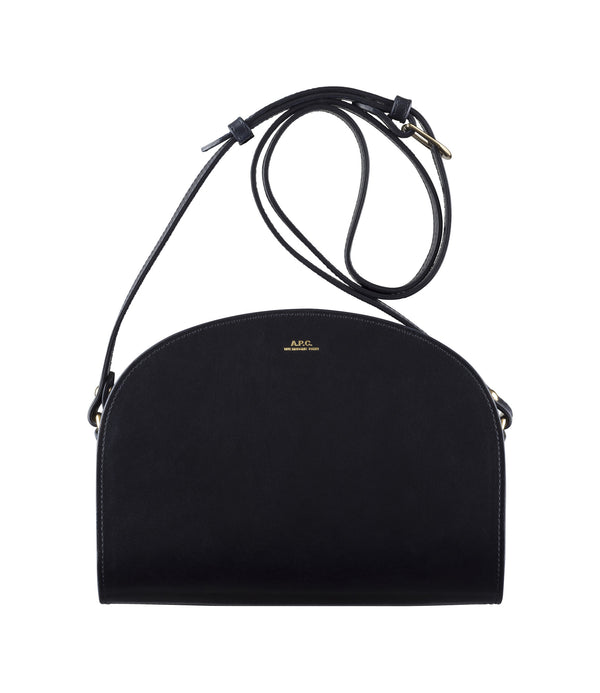 Half-moon bag - LZZ - Black