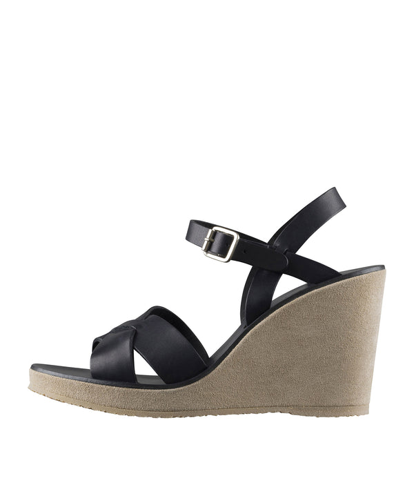 Juliette sandals - IAK - Dark navy blue