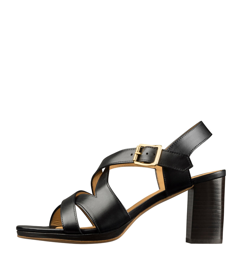 This is the Salma sandals product item. Style LZZ-1 is shown.