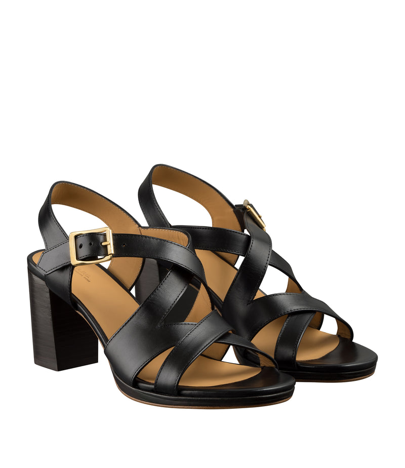 This is the Salma sandals product item. Style LZZ-2 is shown.